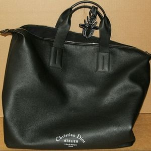 Christian Dior Bee Atelier Shopping Tote Bag (LE)